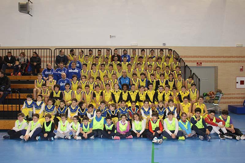 club-cieza-escuela-baloncesto-presenta-equipos