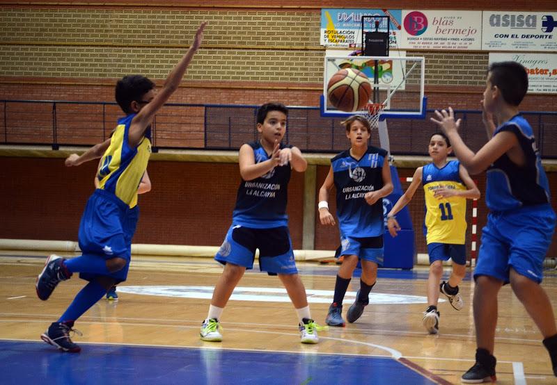 suerte-dispar-equipos-cieza-escuela-baloncesto