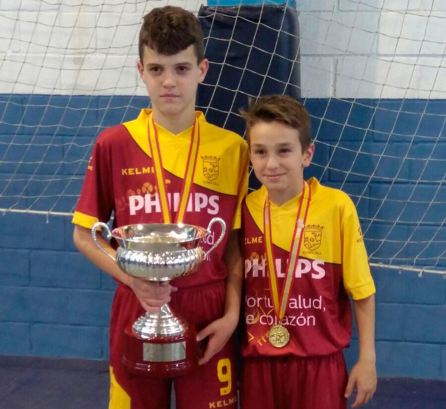 dos-ciezanos-proclaman-campeones-espana-futbol-sala