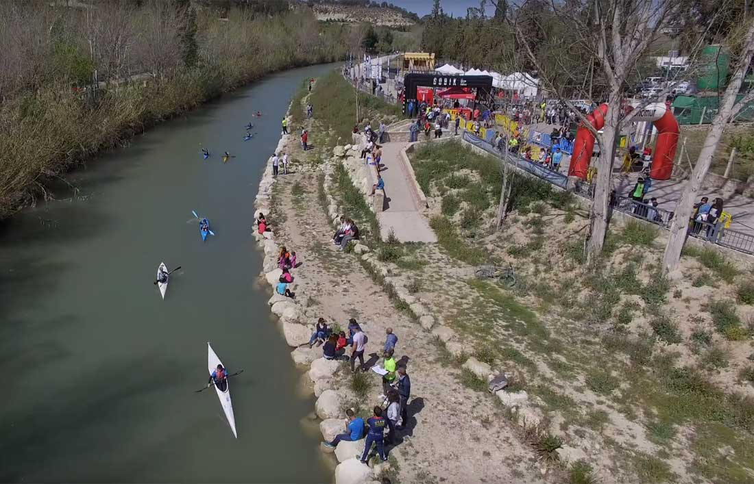 Gran Premio Floración piragüismo