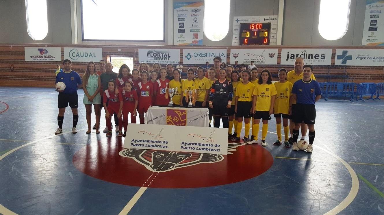 infantiles-atletico-cieza-proclaman-campeonas-murcia