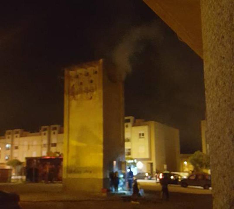 incendia-transformador-cieza-deja-varias-calles-sin-luz