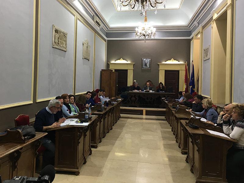 pleno-debatira-aprobacion-diversas-propuestas-grupos-municipales