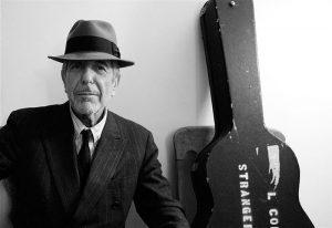 Recital Homenaje a Leonard Cohen