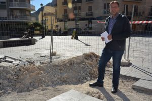 La remodelación de la Esquina del Convento, una realidad inminente