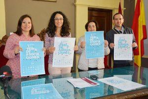 Sale a luz la I Feria de Asociaciones reuniendo a 35 entidades locales