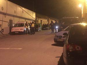 """Los dos detenidos en Cieza durante la macrooperación policial fueron """"de rebote"""""""