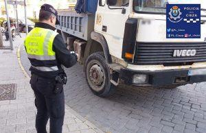 La Policía Local de Cieza intensifica los controles a vehículos