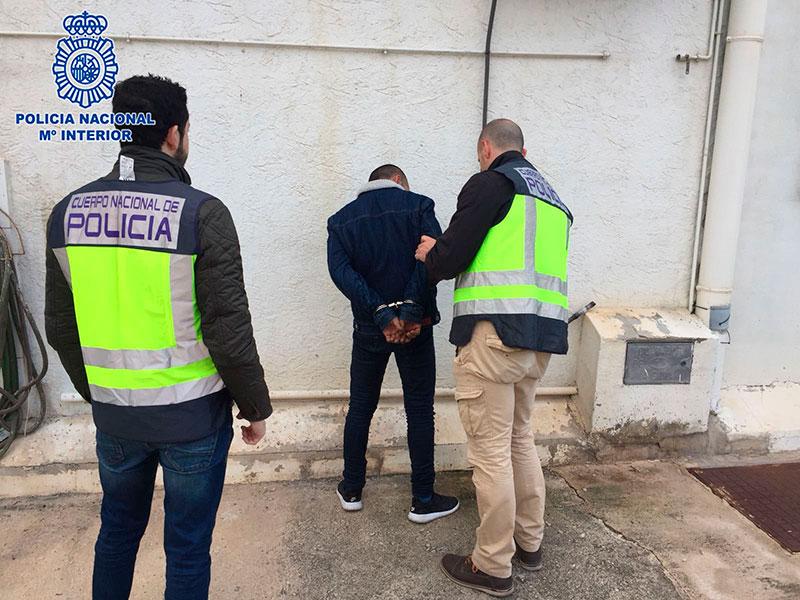 detenido-robar-violentamente-victimas-retenerlas-ilegalmente