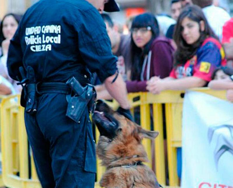 policia-local-celebrara-jornadas-exhibicion-unidad-canina-busqueda-drogas