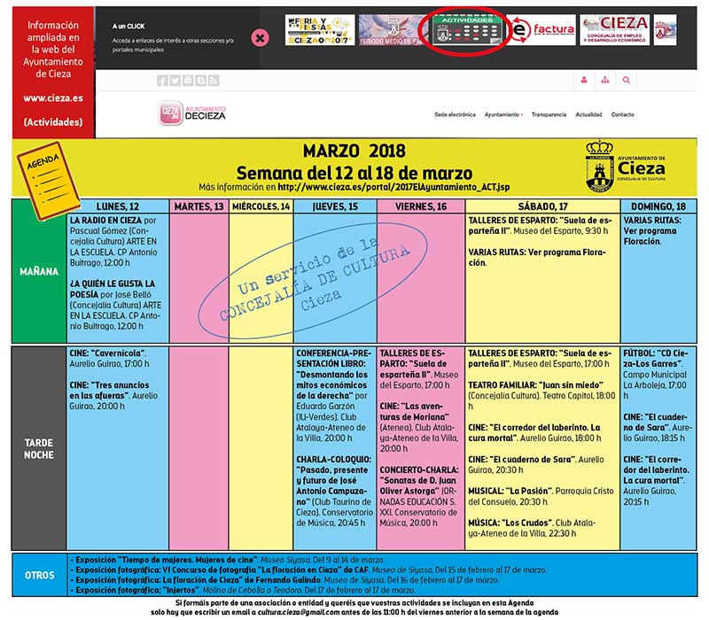 agenda-del-12-al-18-marzo