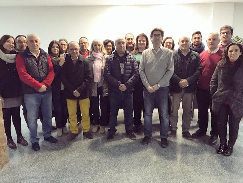 socialistas-presentan-nueva-ejecutiva-local-renovada-unida
