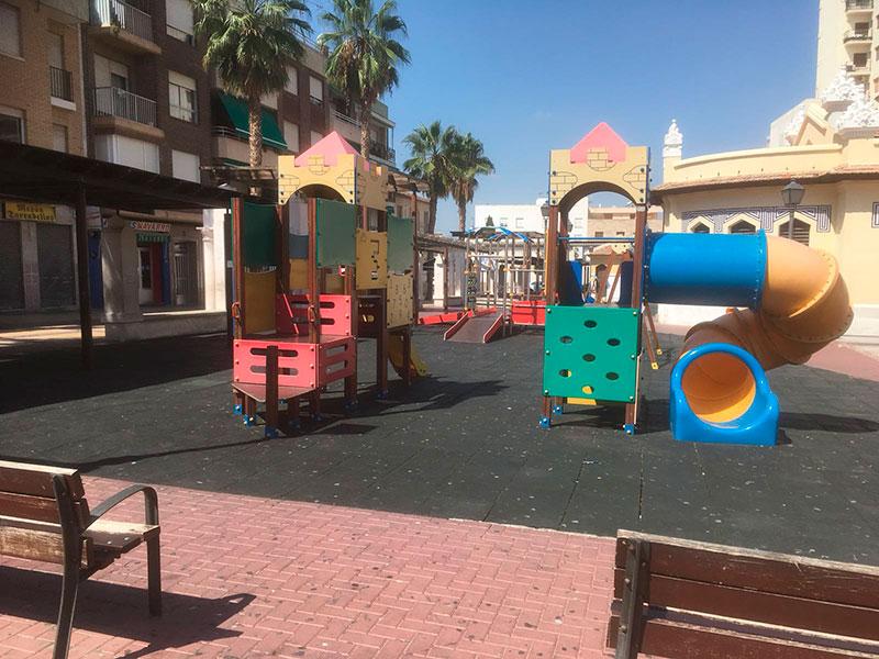 vox-cieza-solicita-vallado-parque-infantil-plaza-espana