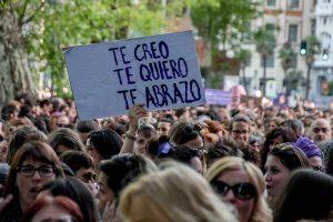 """PSOE: """"Sin los 200 millones de euros no hay pacto contra la violencia de género"""""""