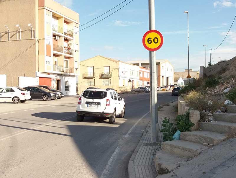 ccci-pide-la-retirada-urgente-de-senales-a-60-en-casco-urbano
