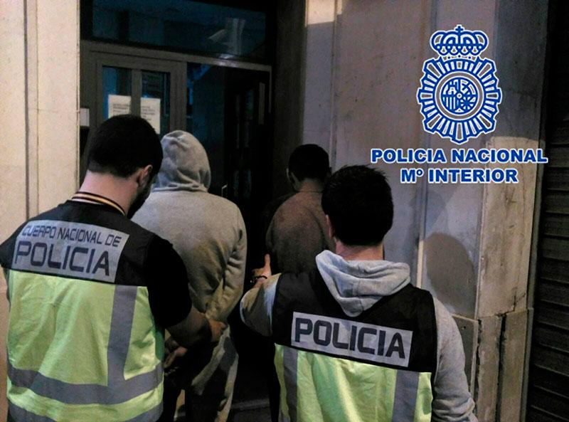 arrestados-por-poseer-varias-identidades-falsas-que-utilizaban-para-delinquir