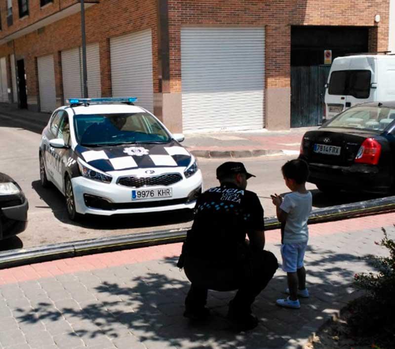 la-policia-local-de-cieza-localiza-a-un-menor-de-tres-anos-desaparecido