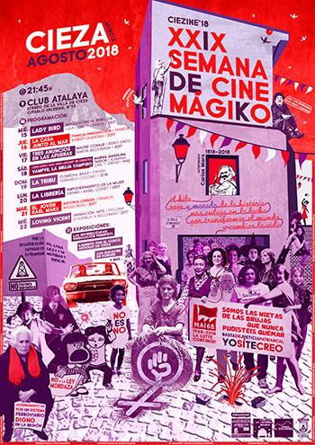 Cartel-XXIX-Semana-de-Cine-Mágiko