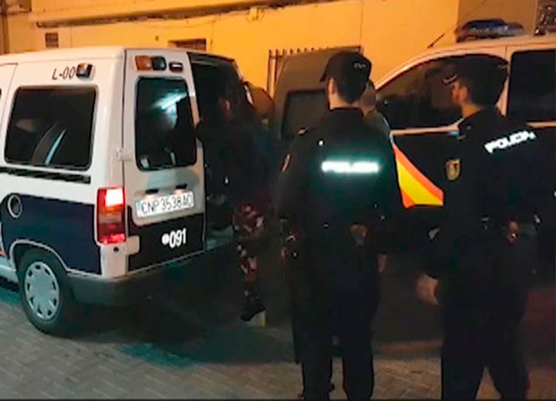 detenidas-diez-personas-por-desvalijar-una-vivienda-en-cieza-por-el-metodo-del-resbalon