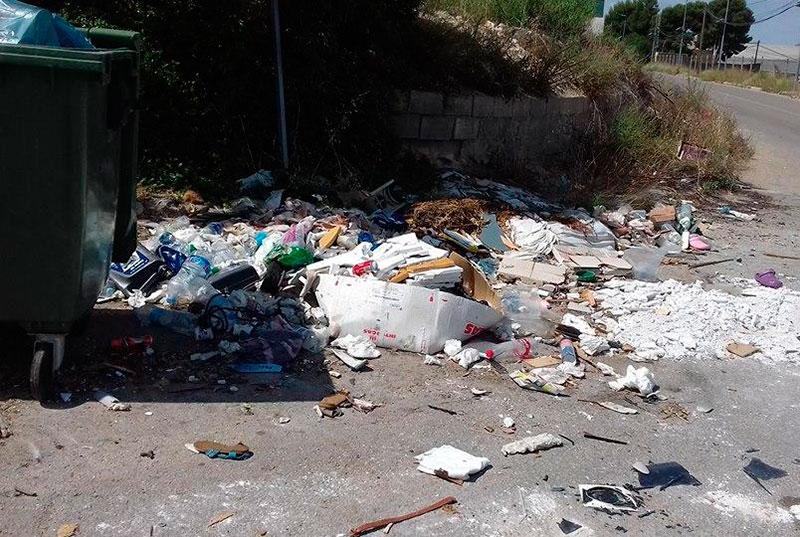 podemos-cieza-propone-retomar-la-elaboracion-de-un-plan-integral-de-limpieza-viaria-del-municipio