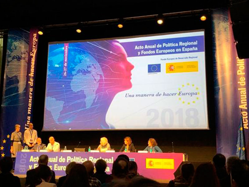 el-ayuntamiento-de-cieza-participa-en-el-acto-anual-de-politica-regional-y-fondos-europeos