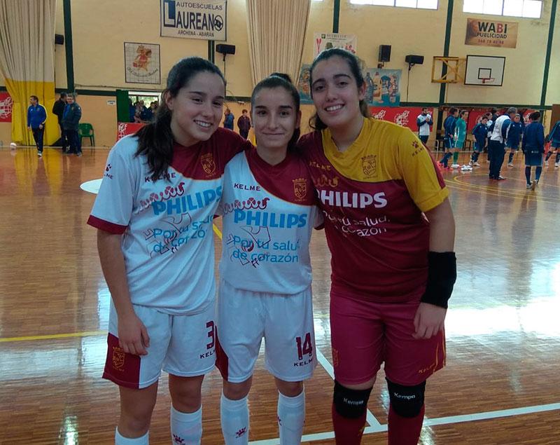 ana-maria-y-alba-del-atletico-cieza-clasificadas-para-el-campeonato-de-espana-con-la-sub17-murciana