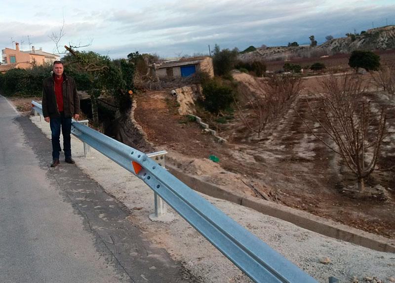 finalizadas-las-obras-de-la-carretera-de-almadenes-y-del-camino-viejo-de-los-losares