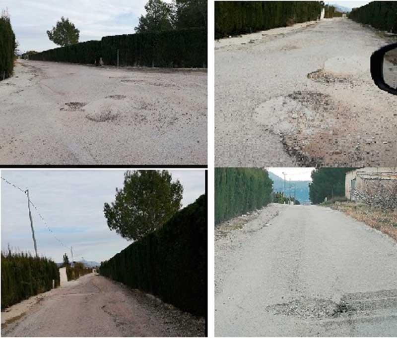 vox-cieza-resalta-el-deterioro-de-los-caminos-vecinales