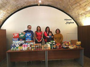 Los Voluntarios de Siyâsa se acuerdan de los más necesitados