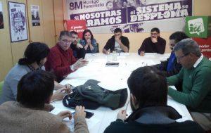 """Saorín: """"IU-Verdes volverá a la Asamblea Regional con grupo parlamentario propio"""""""
