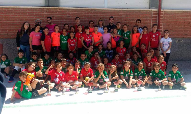 el-club-escuela-balonmano-cieza-comienza-las-fases-finales-con-3-equipos-clasificados