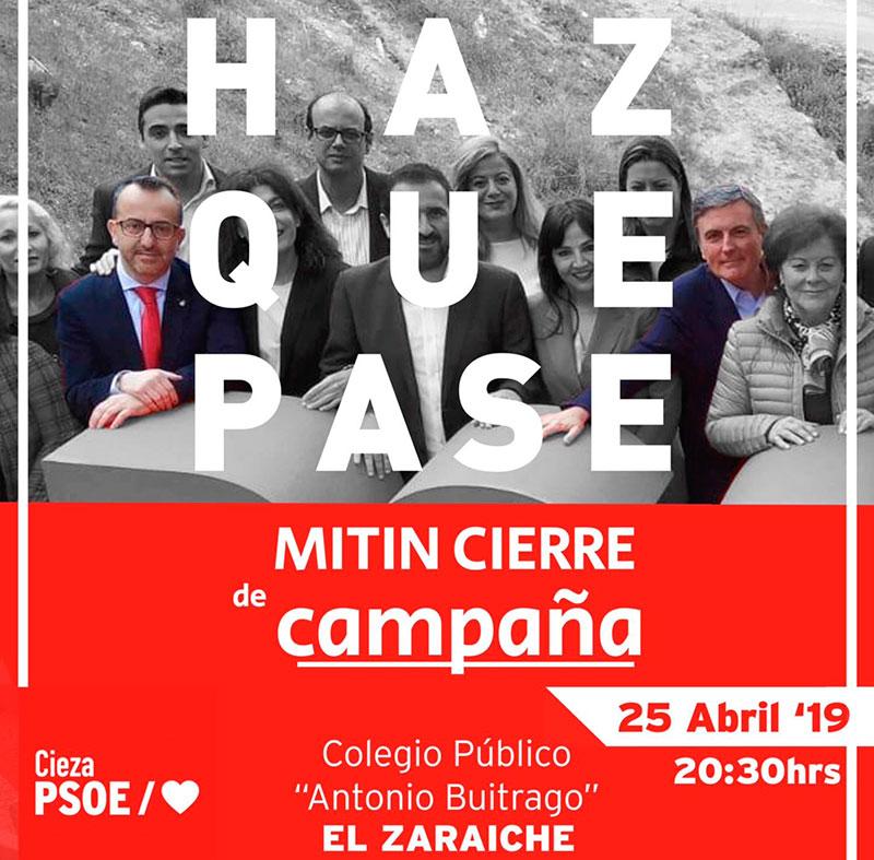 el-psoe-invita-el-proximo-jueves-25-de-abril-a-un-acto-con-pedro-saura-a-las-2030-horas-en-el-zaraiche