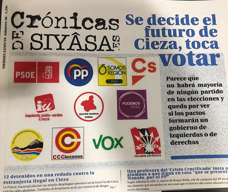 las-elecciones-locales-en-el-nuevo-numero-de-cronicas-de-siyasa