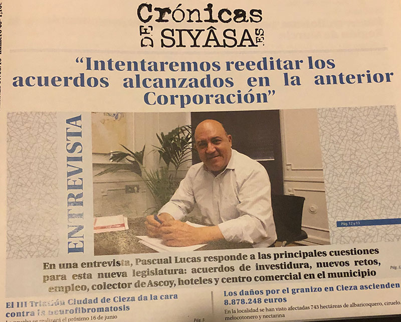 la-entrevista-al-alcalde-pascual-lucas-y-toda-la-actualidad-de-cieza-en-cronicas-de-siyasa