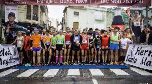La  XXX Media Maratón Ciudad de Cieza abre  inscripciones