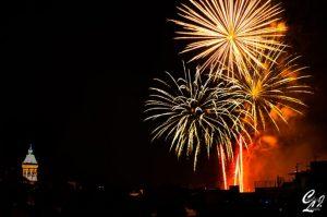 El tradicional Castillo anunciará la Feria y Fiestas de Cieza 2019