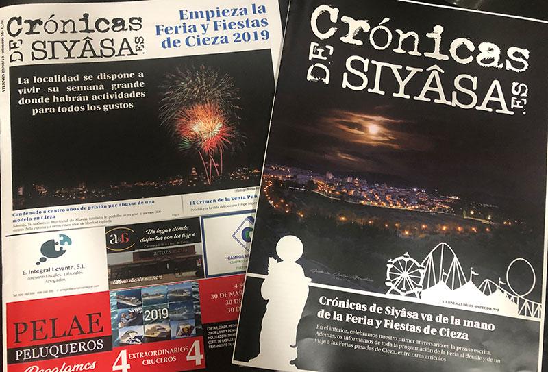 esta-semana-en-cronicas-de-siyasa-el-inicio-de-la-feria-de-cieza-y-el-suplemento-especial-gratuito