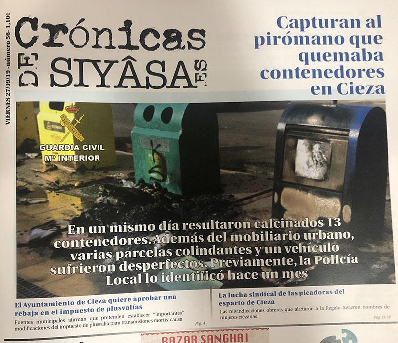el-piromano-de-los-contenedores-y-la-lucha-sindical-de-las-picadoras-de-esparto-en-cronicas-de-siyasa