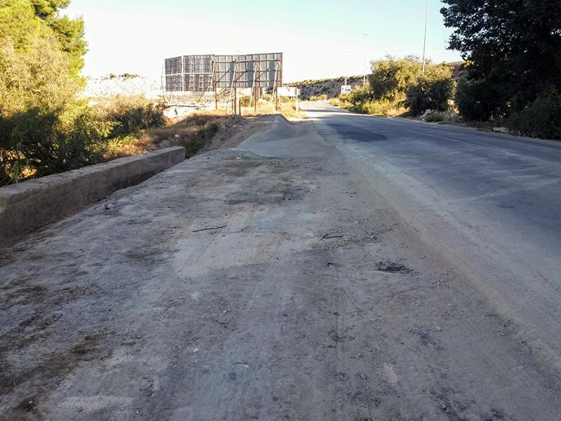saorin-el-ayuntamiento-comienza-las-labores-de-reconstruccion-de-infraestructuras-tras-la-dana