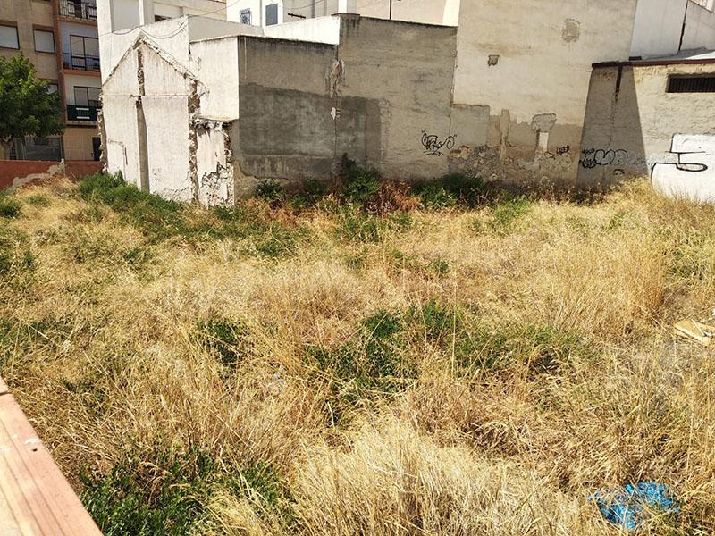 vecinos-de-la-calle-jose-planes-exigen-la-limpieza-de-un-solar