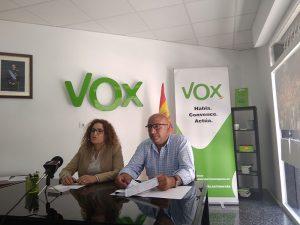 """VOX Cieza: """"La DANA nos ha dejado mucha ayuda que agradecer y alguna crítica responsable"""""""