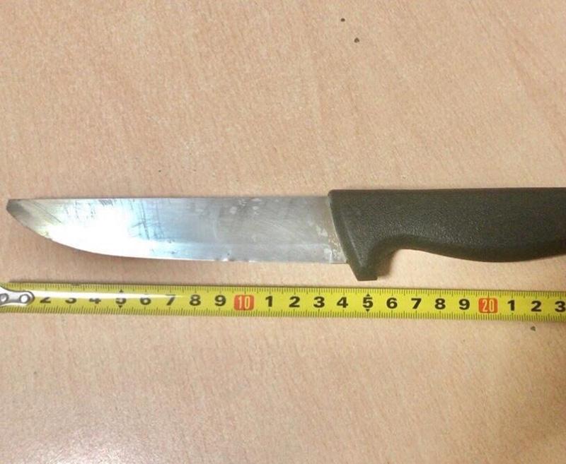 denunciado-hombre-cieza-llevar-cuchillo-calle