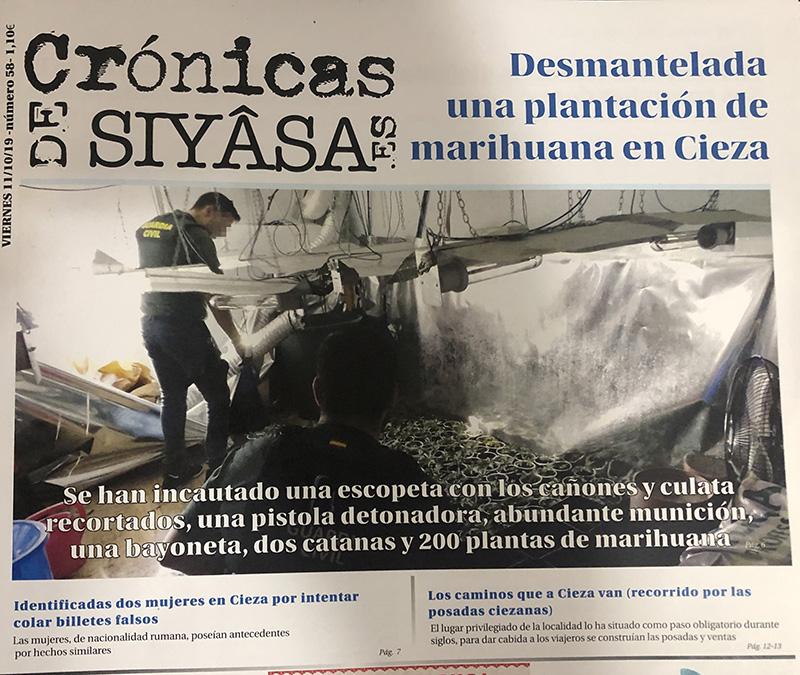 la-redada-contra-la-marihuana-y-toda-la-actualidad-en-cronicas-de-siyasa