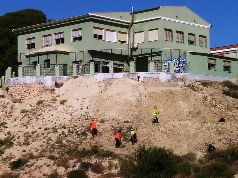 los-ecologistas-critican-al-ayuntamiento-de-cieza-por-erosionar-y-degradar-el-suelo-del-municipio