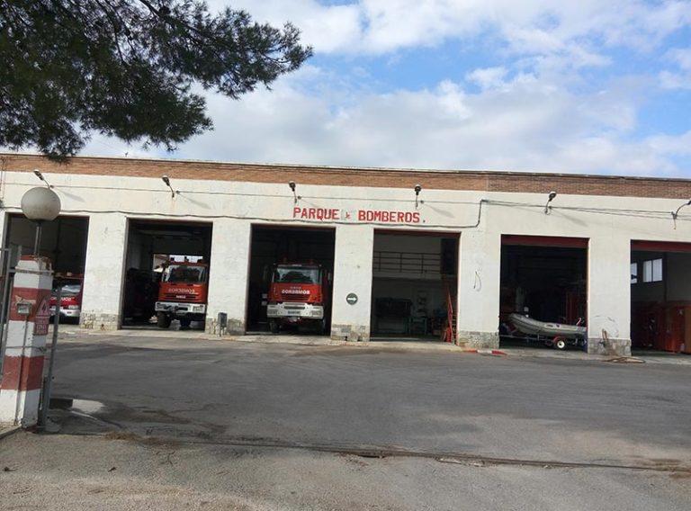 ciudadanos-consigue-ejecutar-una-remodelacion-integral-del-parque-de-bomberos-de-cieza