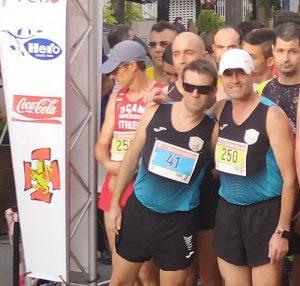 El Team Siyâsa estuvo presente en la IV Carrera 'Puentes de Cieza'