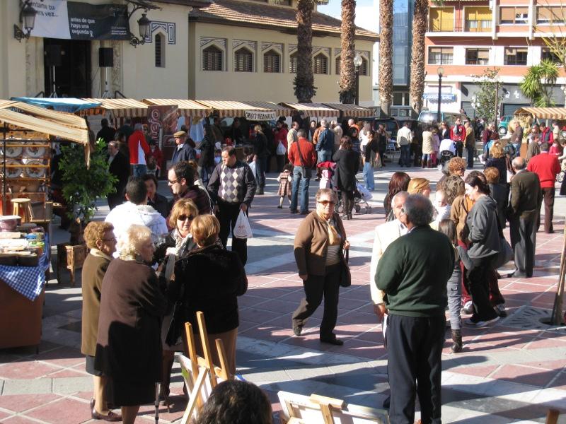 el-tradicional-mercadillo-artesanal-de-cieza-empieza-el-proximo-dia-10-en-la-esquina-del-convento