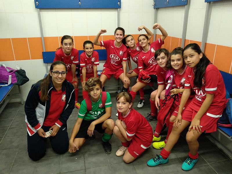 las-infantiles-del-atletico-de-cieza-debutan-con-victoria
