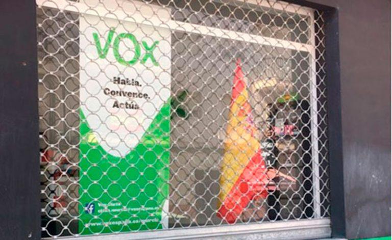 vox-condena-todo-tipo-de-violencia