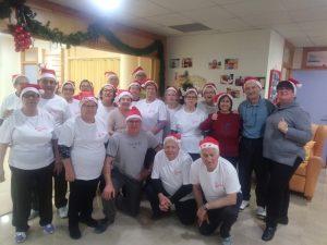 Llegó la Navidad al Centro Municipal de Personas Mayores 'Las Morericas'